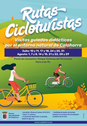 Rutas Cicloturistas