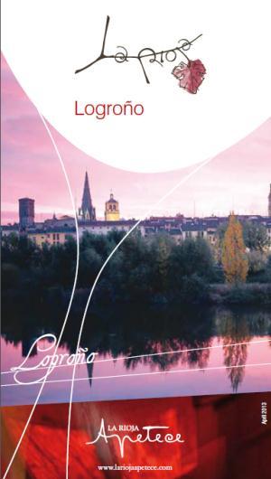 Street map of Logroño