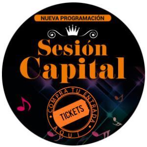 Las entradas de la Sesión Capital podrán comprarse sólo por Internet a partir de mayo