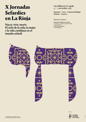 X Jornadas Sefardíes en La Rioja