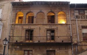 Palacio de Los Salazar