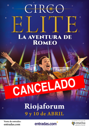 CANCELADO: CIRCO ELITE