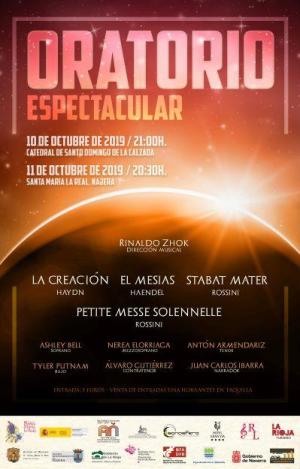 Concierto Oratorio Espectacular