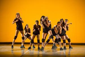 El Psico Ballet interpreta 'Jet Lag' en el DanzaR! 16 de Logroño