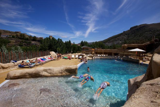El Barranco Perdido mostrará todos sus atractivos  en la feria Expofamily de Pamplona