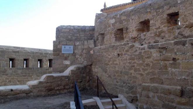 Castillo-fortaleza de San Vicente de la Sonsierra