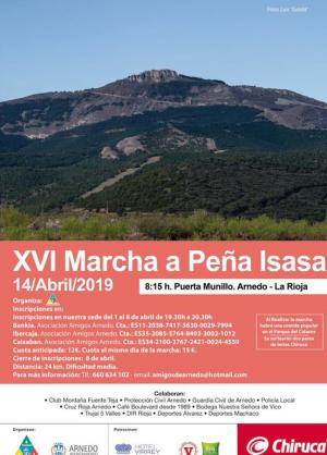 XV Marcha Peña Isasa