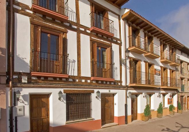 Apartamentos Ezcaray Duplex