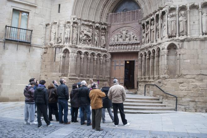 Guided tours of the City of Logroño