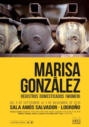 Exposición Marisa Gonzalez. Registros domesticados (WOMEN)