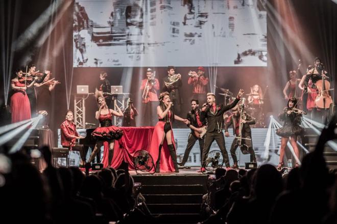 El revolucionario show Music Has No Limits regresa el sábado a Logroño