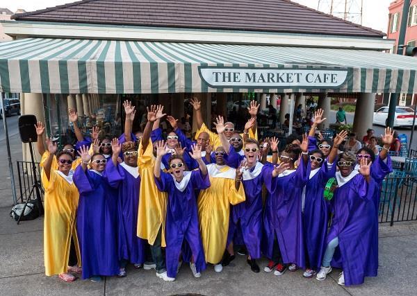 SONO Gospel Project homenajea este sábado a Nueva Orleans en Riojafórum
