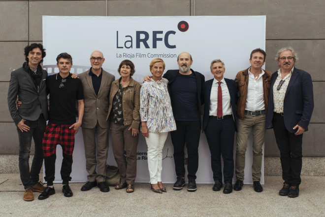 González Menorca subraya que La Rioja Film Commission contribuirá a posicionar la región como un destino turístico de calidad