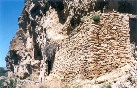 Fortificación rupestre de Inestrillas