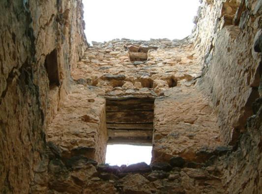 Castillo roquero de Arnedillo