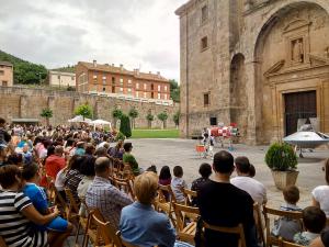 """II Festival de Artes Escénicas de La Rioja """"San Millán, escenario vivo"""""""
