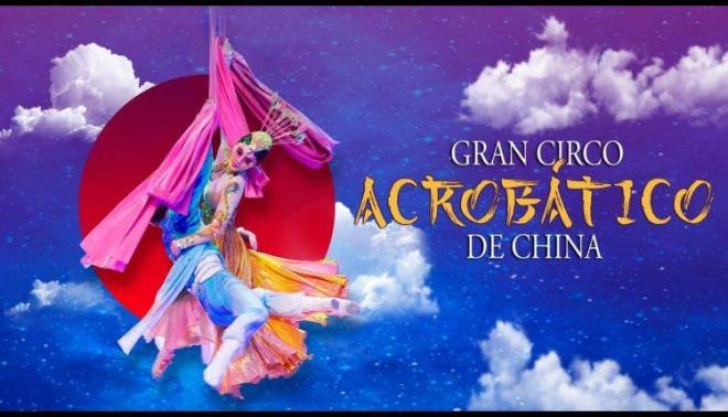 El Gran Circo Acrobático de China abre la programación de Riojafórum