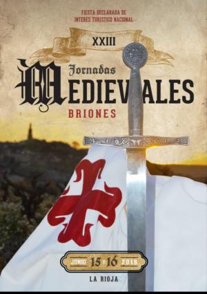 XXIII Jornadas Medievales de Briones
