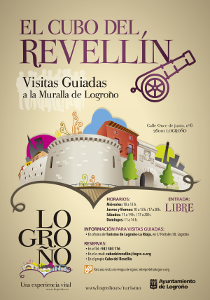Visitas Guiadas a la Muralla de Logroño