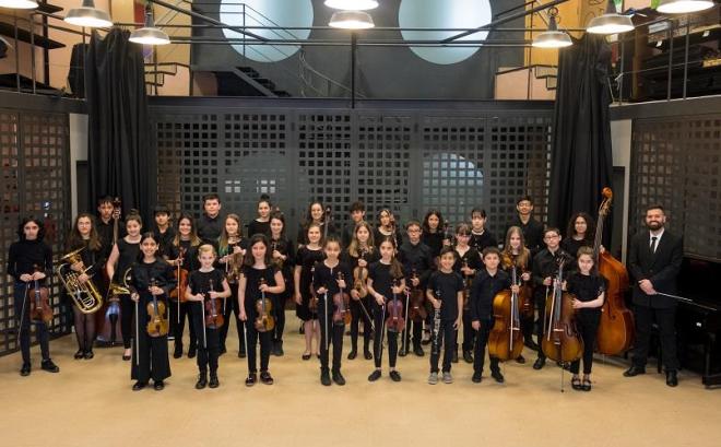 JOVEN ORQUESTA COLLEGIUM MUSICUM Y ORQUESTA PROMESAS