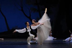 El ballet del teatro estatal de Tbilisi actúa en Riojafórum