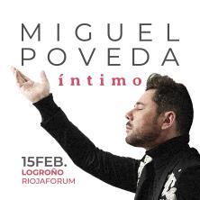 Miguel Poveda presenta 'Íntimo' en Riojafórum