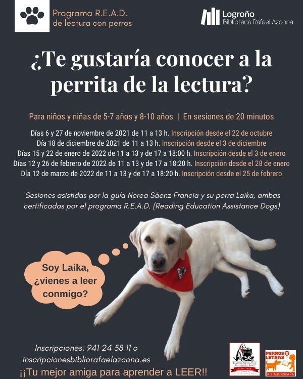 """""""Perros y Letras"""""""