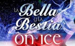 La Bella y la Bestia 'on ice' en el auditorio de Riojaforum