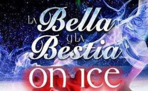 La Bella y la Bestia 'on ice' en el auditorio de Riojaforum