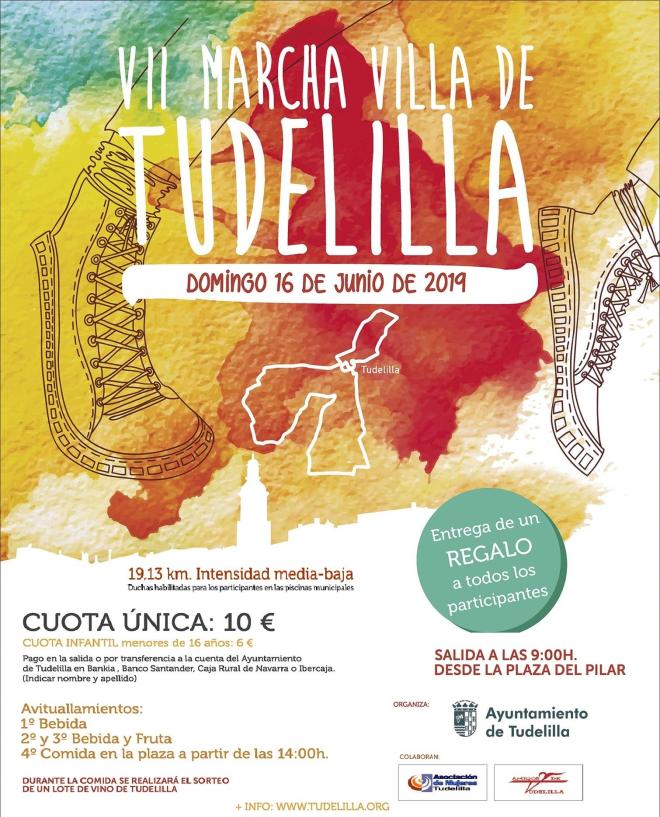 """VII Marcha """"Villa de Tudelilla"""""""