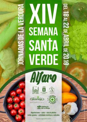 XIV Semana Santa Verde alfareña