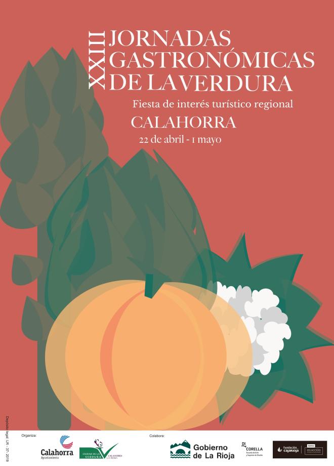 XXIII Jornadas Gastronómicas de la Verdura