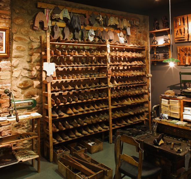 Colección Permanente del Calzado