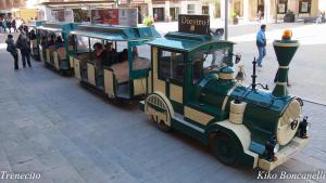 Semana Santa Verde Alfaro: Tren a Los Sotos