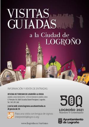 Visitas guiadas por la ciudad de Logroño