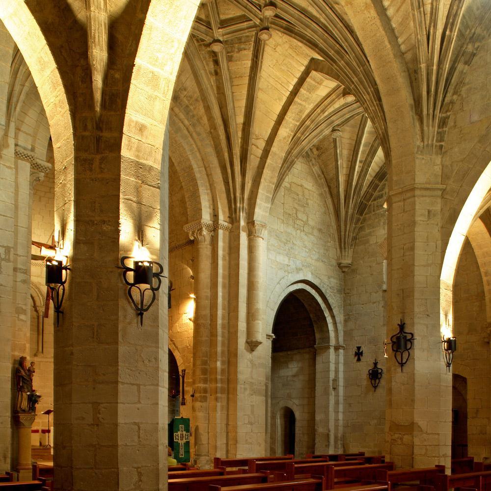 Iglesia de San Bartolomé - Lugar de interés - La Rioja Turismo