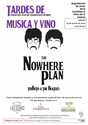 """""""Tardes de música y vino"""" experiencia enomusical para disfrutar en invierno"""