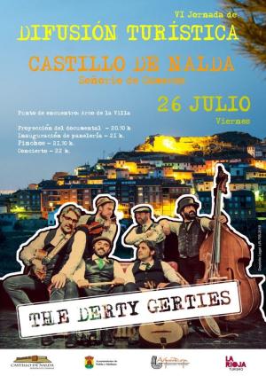 VI Jornada de Difusión Turística del Castillo De Nalda