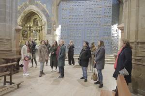 14 representantes de turoperadores británicos visitan La Rioja para conocer este destino y realizar operaciones comerciales