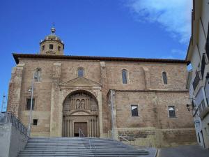 Iglesia de San Cosme y San Damián