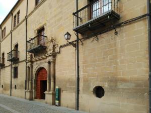 Palacio del Secretario de Carlos V Juan de Samano