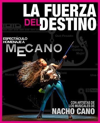 'La fuerza del destino', el 30 de diciembre en Riojafórum