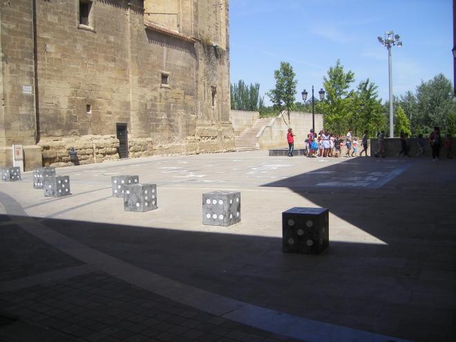 Plaza del Juego de la Oca