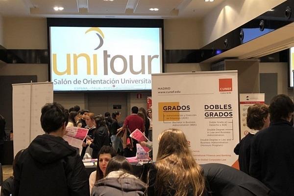 Más de 20 universidades acudirán mañana a UNITOUR Logroño para orientar a los alumnos de Bachillerato
