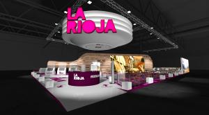 La Rioja acude a FITUR con un nuevo stand que fusiona elementos tradicionales y digitales para mostrarse al mundo como un destino seguro