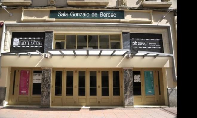 Sala Gonzalo de Berceo. Filmoteca Rafael Azcona.
