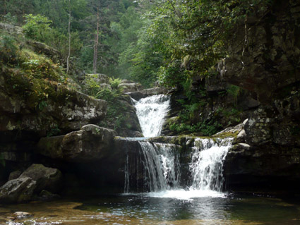 4, Sendero de las Cascadas