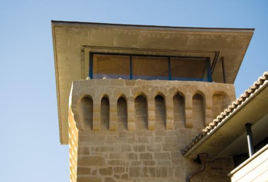 Torre-fuerte de Haro