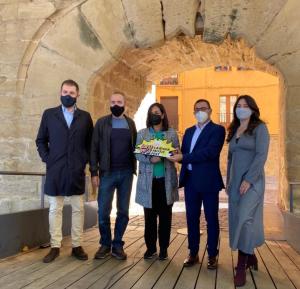 El Gobierno de La Rioja participa en la rueda de prensa de balance de MUWI La Rioja Music Fest Edición Limitada 2021 y avance de MUWI 2022