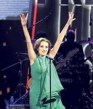 'Los Miserables', Luz Casal y la Orquesta de Praga, en Riojaforum